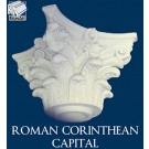 Roman Corinthian Capital (for tapered column)