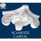 Scamozzi Capital (for tapered column)