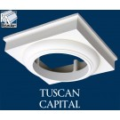 Tuscan Capital for Tapered & NON Tapered Columns