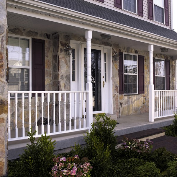 Colonial Porch Posts