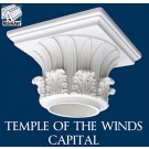 Temple of the Winds Capital (for tapered column)
